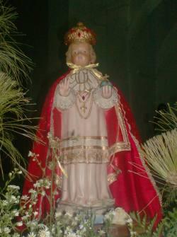 El Santo Niño de Escuque en el 2013